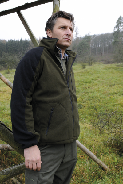 ILLY Practical Fleece jacket