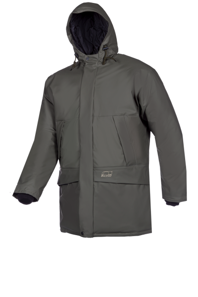 BAIKAL JACKET Extra padded rain jacket
