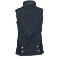 SCARLET - Fashionable quilted ladies bodywarmer
