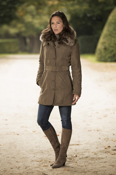 LONGFIELD Warm fashionable jacket for women