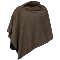 SHIRLEY - Baleno fleece poncho