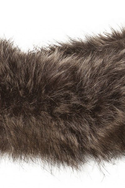 GRACE warm faux fur Headband