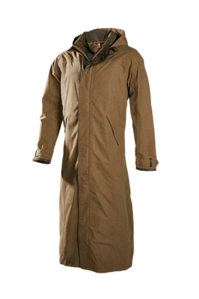 LIVINGSTONE A waterproof and breathable outback drovers coat