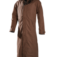 LIVINGSTONE - A waterproof and breathable outback drovers coat