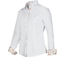 MARY   - Classic Blouse with a modern touch