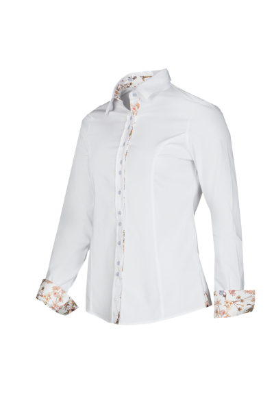 MARY   Classic Blouse with a modern touch