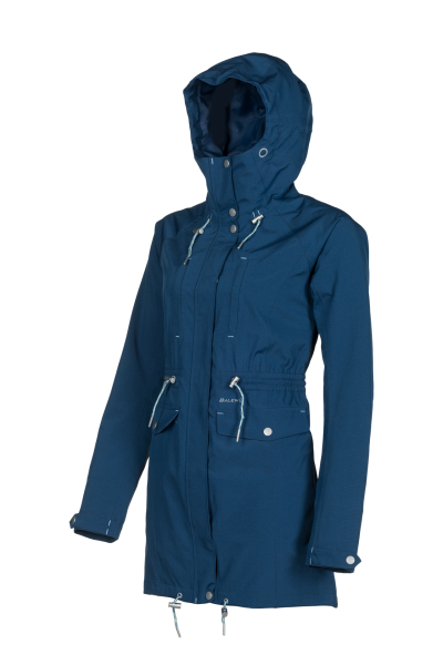 TESS  Light long ladies rainjacket