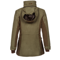SNOWFIELD   - Long jacket with a warm lining