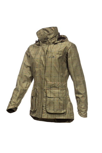 PEMBROKE Traditional jacket and technical functionality at its best