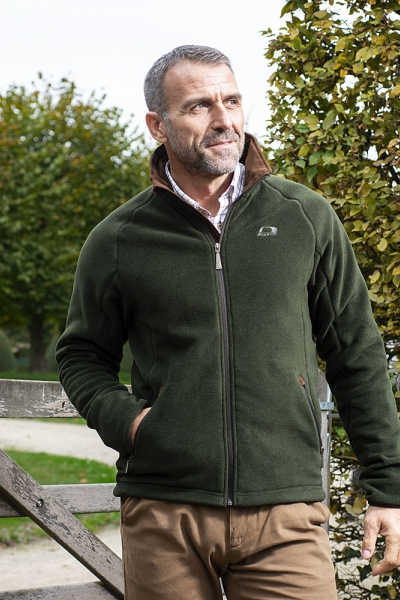 WATSON A nice waterproof fleece with integrated drop liner