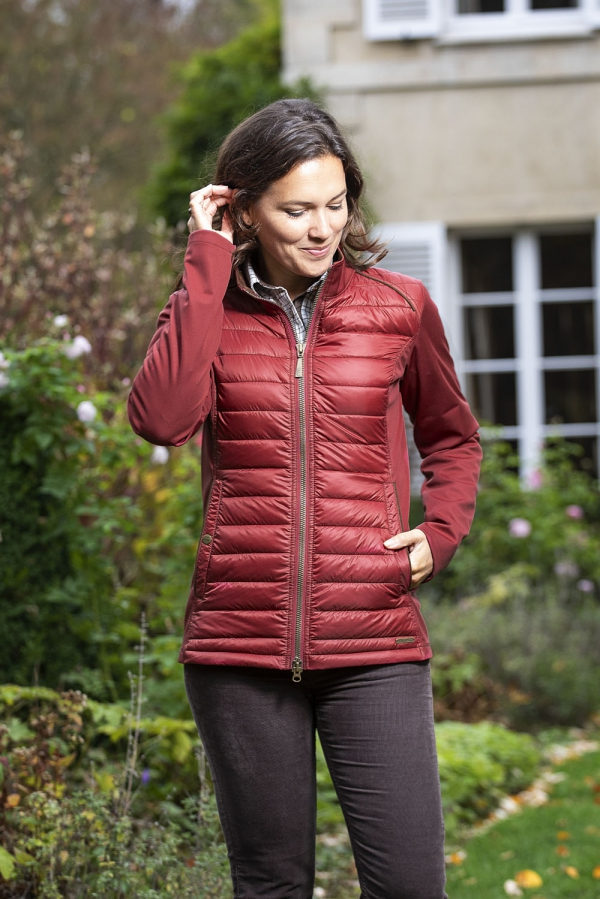 BLUEBELL - Lightweight down jacket