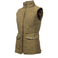 CHESTER - Fashionable quilted bodywarmer