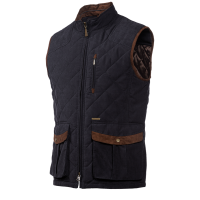 THAMES - Modern quilted gilet