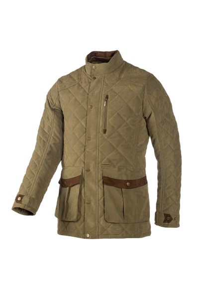 GOODWOOD Modern quilted jacket