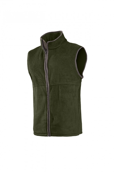 HARVEY Fleece bodywarmer men