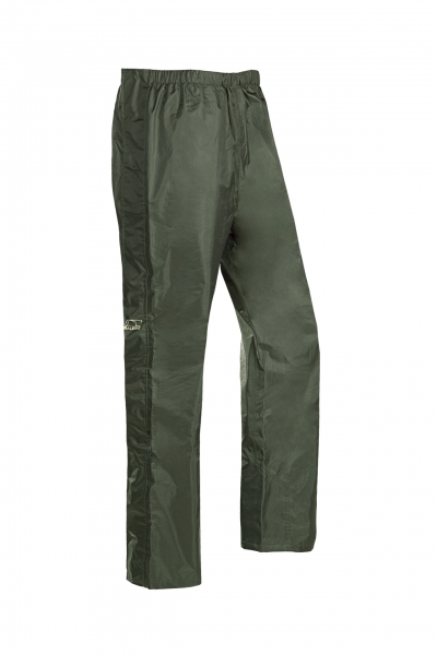 OSLO FULL ZIPP Raintrousers with full zip possibility