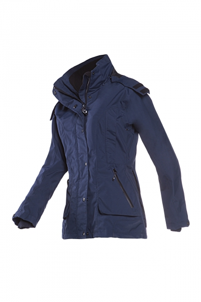 DYNAMICA Practical ladies rainjacket