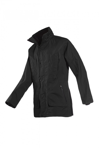 DYNAMIC Practical rain jacket for men