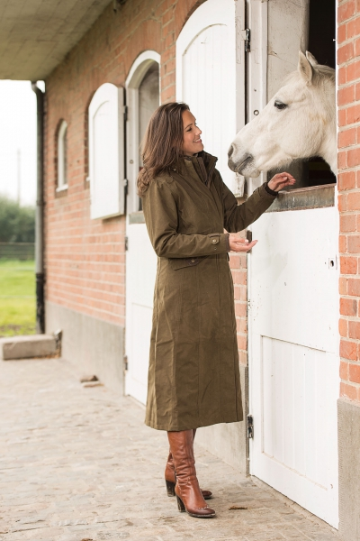 KENSINGTON Riding coat