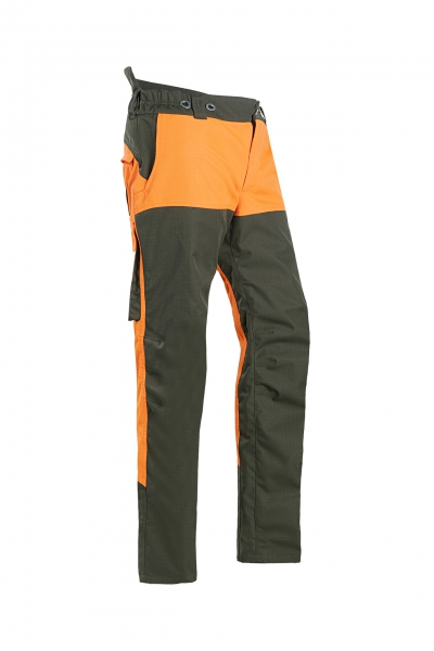 BATTUE TROUSERS Resistant Tracker Pants in Ribstop fabric