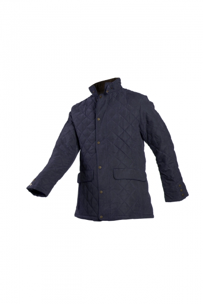 HATFIELD Stylish quilted jacket for men