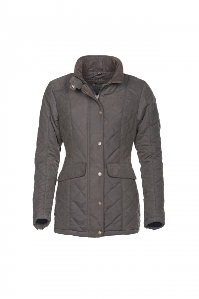 CHELTENHAM Fashionable quilted ladies jacket