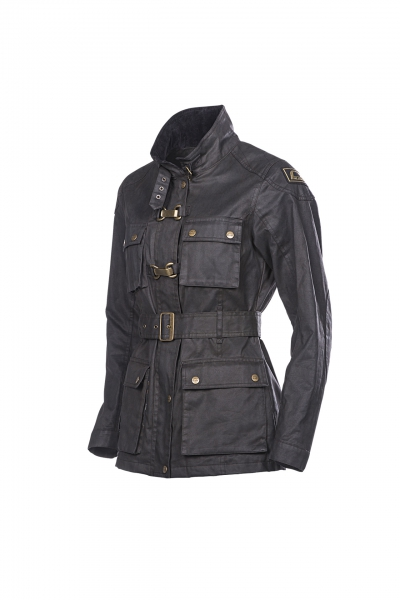 CROFT Waxed jacket women