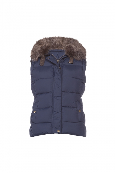 BEVERLY Quilted bodywarmer women