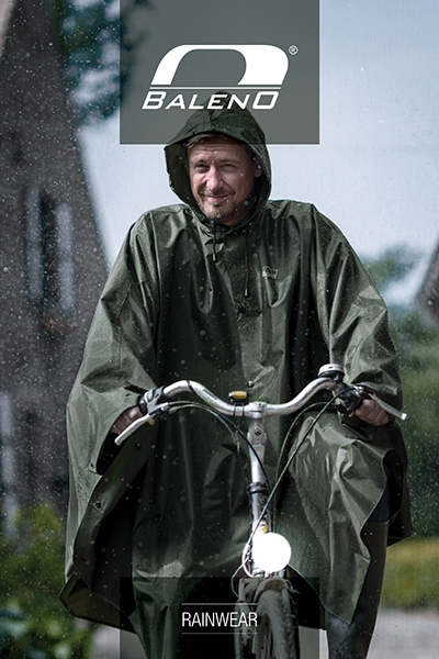 Rainwear catalogue